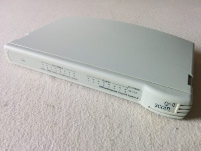 3Com Office Connect 8 Port Gigabit Switch