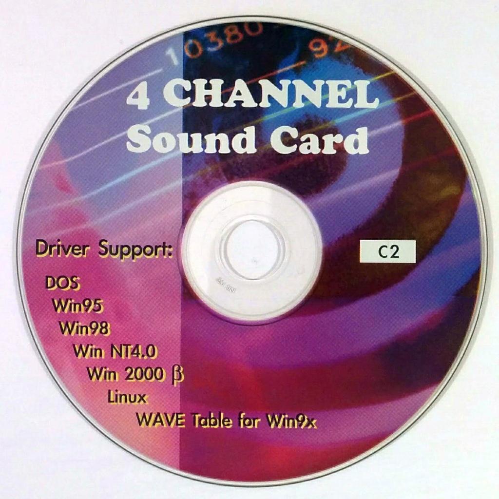 4 Channel Sound Card