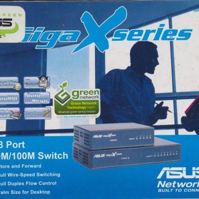 Asus Giga X Switch 5 Porte 10M/100M