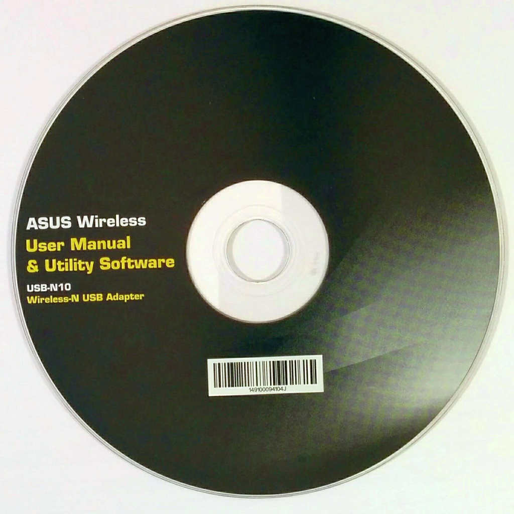Asus USB-N10 Wireless Adapter