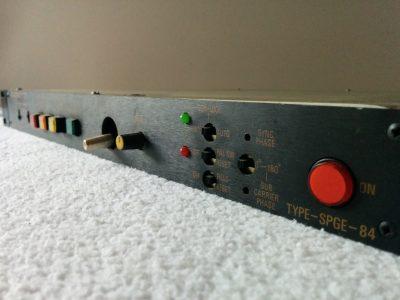 Encoder Electrocraft SPGE-84 SPG/RGB