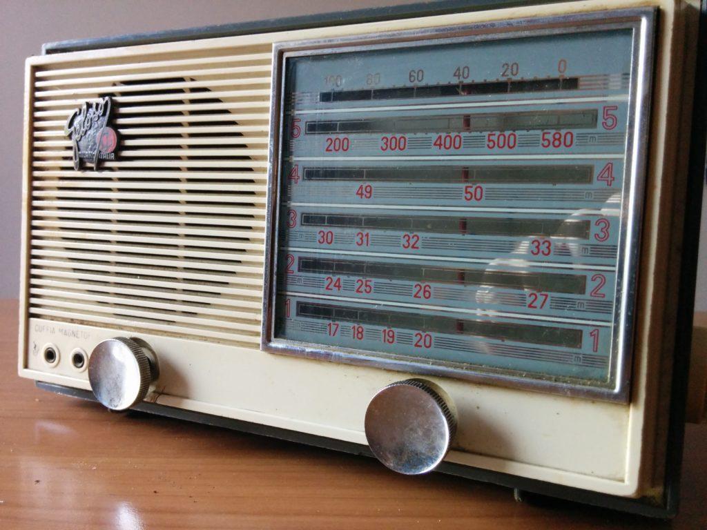Radio Geloso Sideral G3309 (1965)