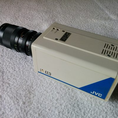JVC CCD Colour Video Camera - TK-870E