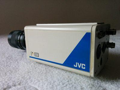 JVC CCD Colour Video Camera - TK-870E