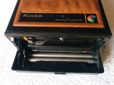 Kodak EK 100 Instant Camera - Vintage