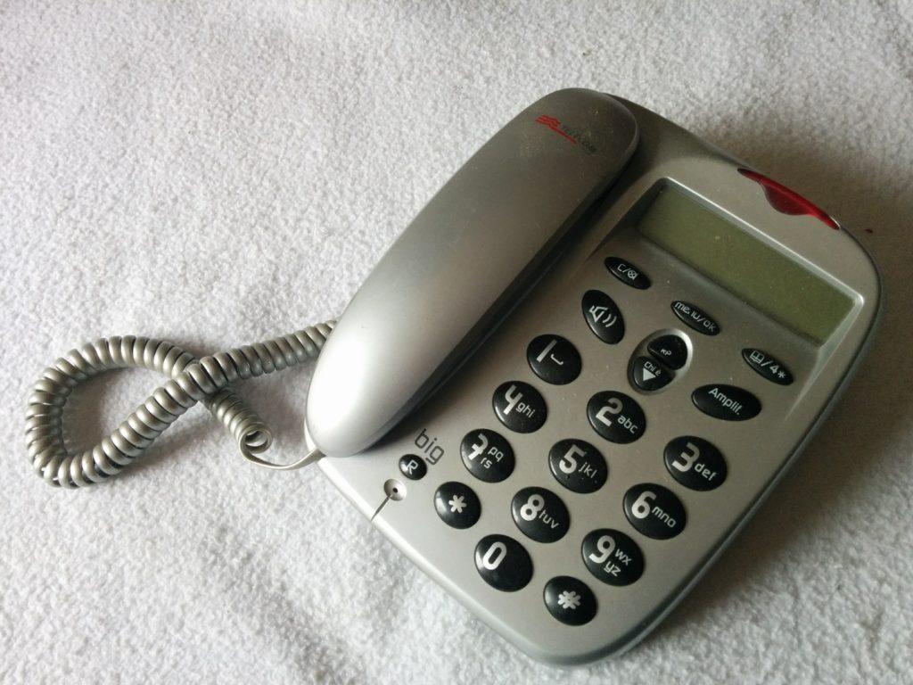 Telefono Fisso Telecom Big 70222