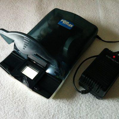 FilmScan 35 - Scanner Diapositive Microtek