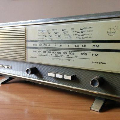 Radio OM / FM Mivar - Vintage Anni '70