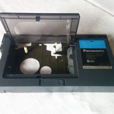 Panasonic - Adattatore VHS-C / VHS