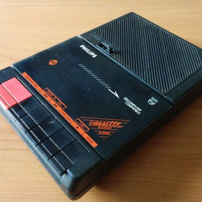 Philips Cassette Recorder D 6260