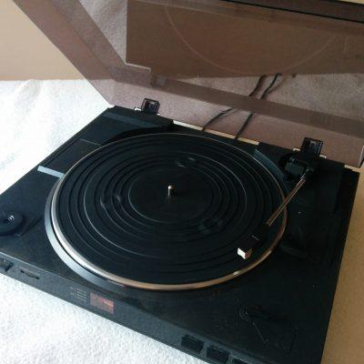 Giradischi Pioneer PL 990, Nero