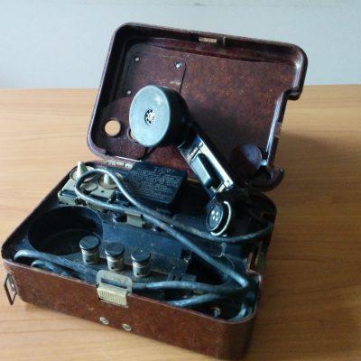 Telefono da Campo Russo TA-57 Originale