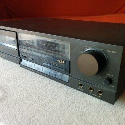 Technics Stereo Cassette Deck RS-B505