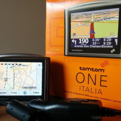 TomTom ONE Italia 2nd Edition