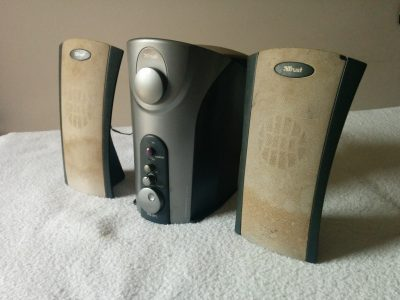 Casse Acustiche Amplificate Trust Soundwave 1000p