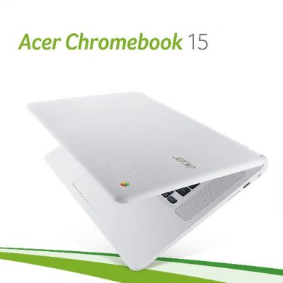 Acer Chromebook 15 User Manual