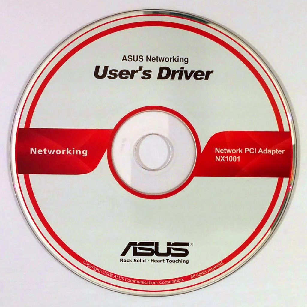 Nx1001 network driver asus adapter