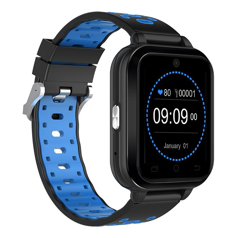 Smartwatch Finow Q1 Pro, Android 6.0, Touch Screen, Pedometro, Sensore della frequenza cardiaca,...