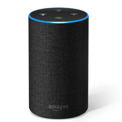 Amazon Echo (2ª generazione) - Altoparlante intelligente con integrazione Alexa