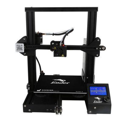 Stampante 3d Creality 3d Ender-3 - Formato di stampa 220x220x250 mm