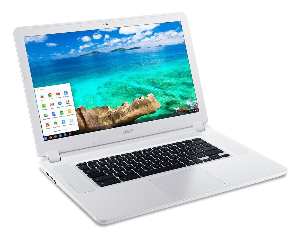 "Chromebook Acer CB5-571-C4Y3 - Display LCD 15.6"", CPU Intel CM3205U, RAM 4GB, SSD 16GB"