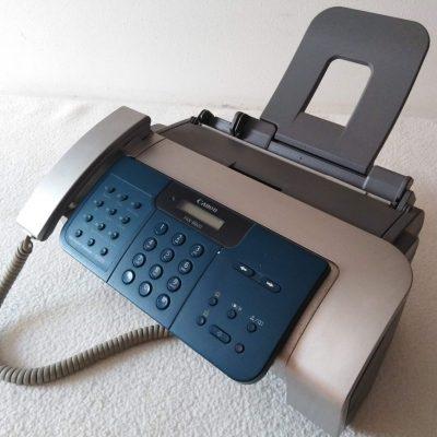 Canon Fax / Telefono / Stampante Bubble Jet B820