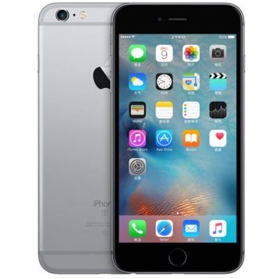 Apple iPhone 6 - Grey, 1GB RAM, 16GB ROM, 4.7 Inch, EU-Plug (Ricondizionato)