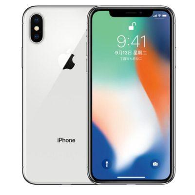 """Apple iPhone X - White, 64GB ROM, Schermo 5.8"""", EU-Plug (Ricondizionato)"""
