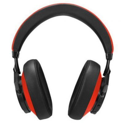 Cuffie Bluetooth Bluedio T7 - Design leggero, Gamma 20-20000Hz, (Red)