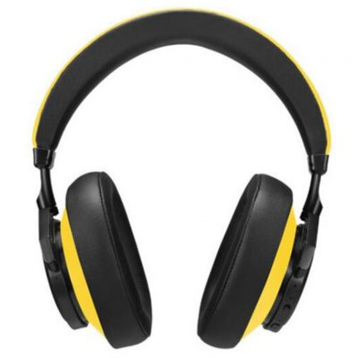 Cuffie Bluetooth Bluedio T7 - Design leggero, Gamma 20-20000Hz, (Yellow)