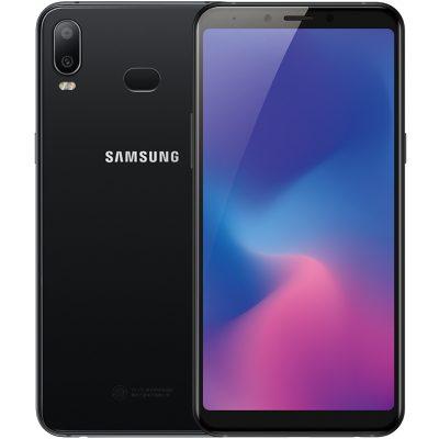 """Smartphone Samsung Galaxy A6s - Android 8.1, CPU Octa Core, 6GB RAM, Schermo da 6.0"""" (Black)"""