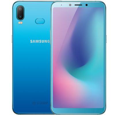 "Smartphone Samsung Galaxy A6s - Android 8.1, CPU Octa Core, 6GB RAM, Schermo da 6.0"" (Blue)"