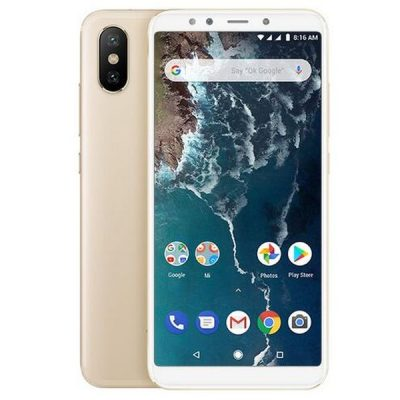 "Xiaomi Mi A2 - Android 4GB RAM 64GB ROM Schermo 5.99"" CPU Snapdragon 660 AIE"