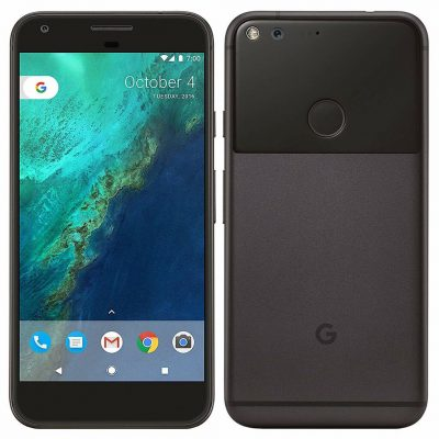 Google Pixel 4G 128GB Black - Smartphone, Amoled, 1920 x 1080 pixels, Qualcomm Snapdragon (colore nero)