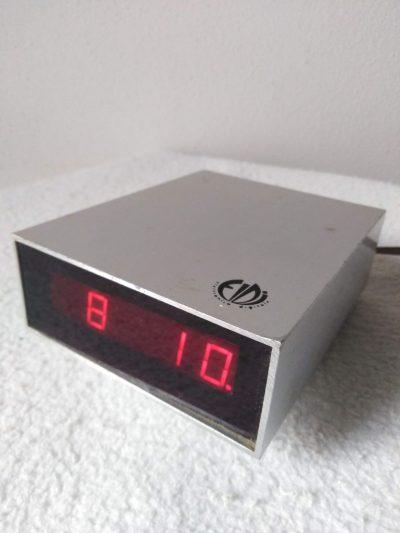 ELDI - Orologio digitale con sveglia H33