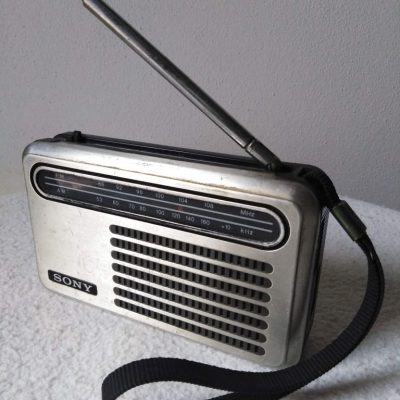 Sony - Radio portatile AM-FM