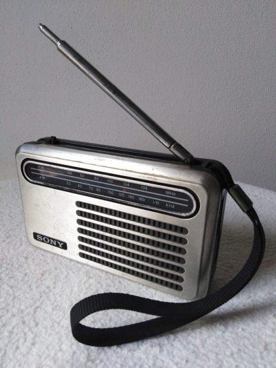 Sony - Radio portatile AM-FM