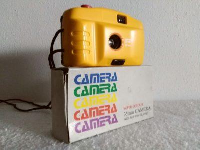 Fotocamera 35mm - Super Colour