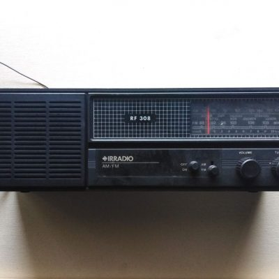 Irradio - Radio AM-FM modello RF 308