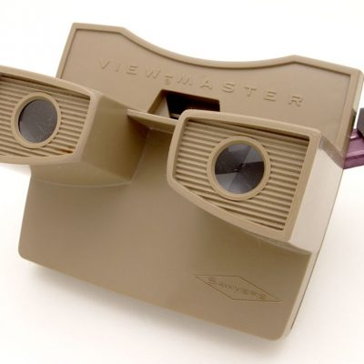 Sawyer's Photographic Service - View-Master modello G