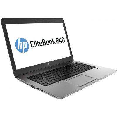 """HP EliteBook 840 G1 - Computer portatile da 14"""", Intel Core i5-4200U, 8 GB di RAM, SSD 240 GB, Windows 10 Professional, colore: Nero (Ricondizionato)"""