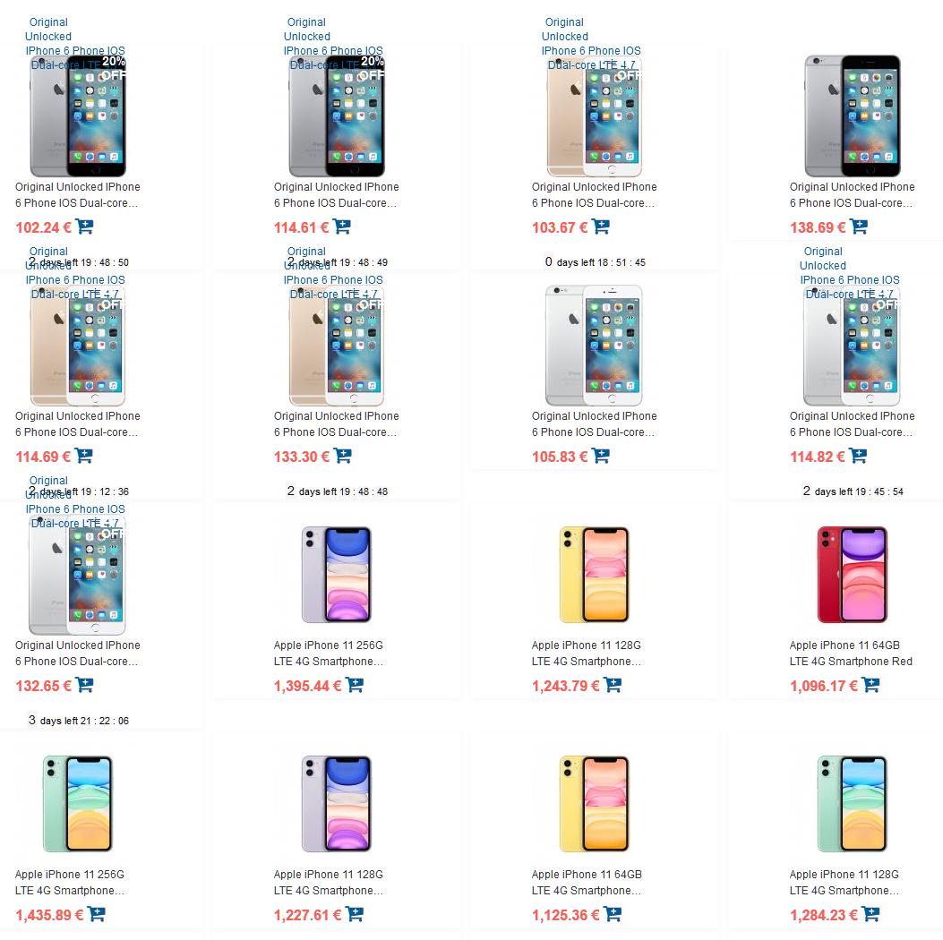 Smartphone Apple: le migliori offerte online!