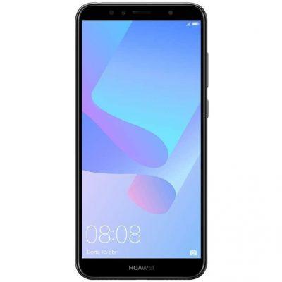 Huawei Y6 2018 (Black) + Scheda SD 32Gb