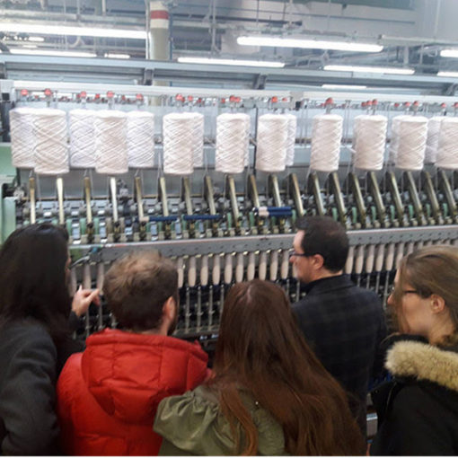 Master Universitario di I livello in Fiber Design and Textile Processes