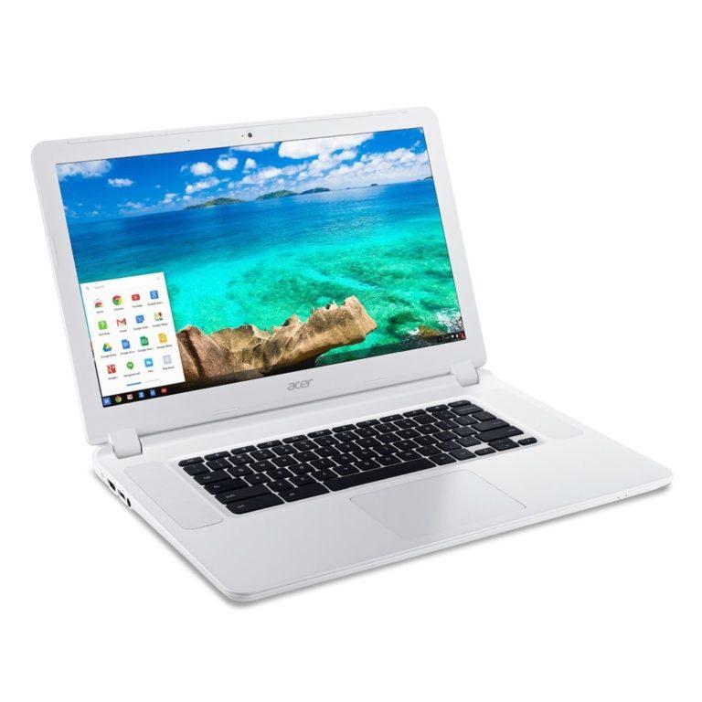 Acer CB5-571-C4Y3 – Display LCD 15.6″, CPU Intel CM3205U, RAM 4GB, SSD 16GB