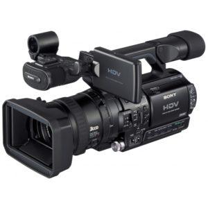 VideoCamera HDV Sony HVR-Z1E
