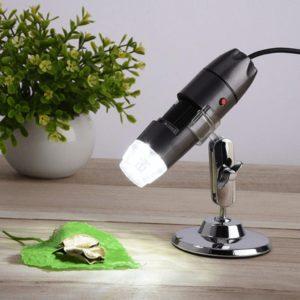 Microscopio Digitale portatile per foto e video con ingrandimenti a 1000X