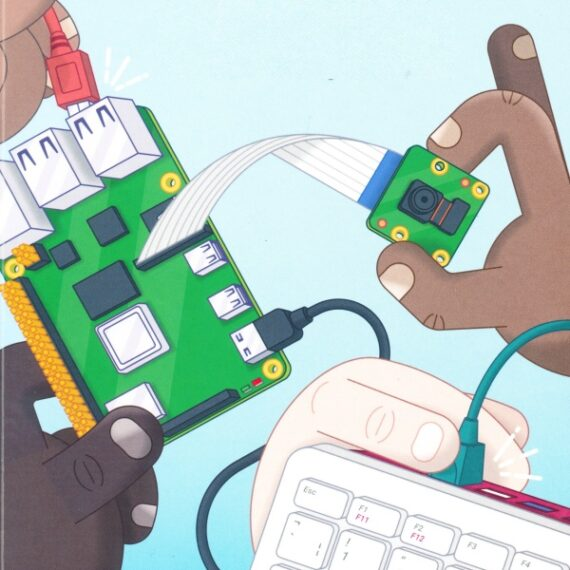 Raspberry Pi – La guida introduttiva ufficiale