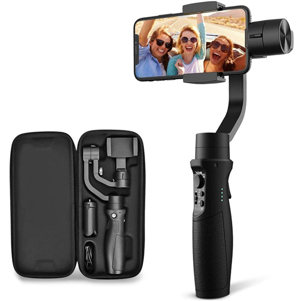 Ecco come fare video con lo smartphone come se si usasse la steadycam