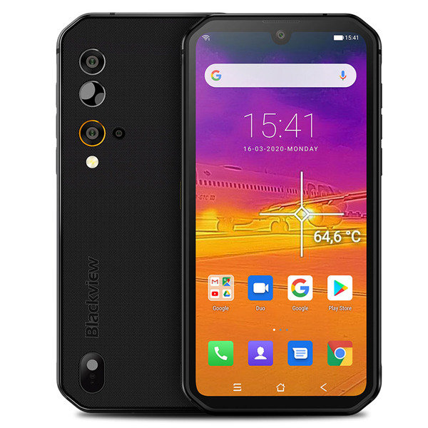 Gli Indistruttibili: Blackview BV9900 Pro - Android, Octa Core, Certificato IP68 & IP69K, Sensore Termico